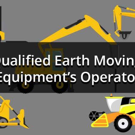 Safe Operation of Earth Moving Heavy Equipment Operator (Refresher)