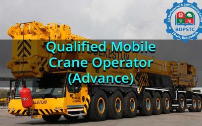 Qualified Mobile Crane Operator (Advance)